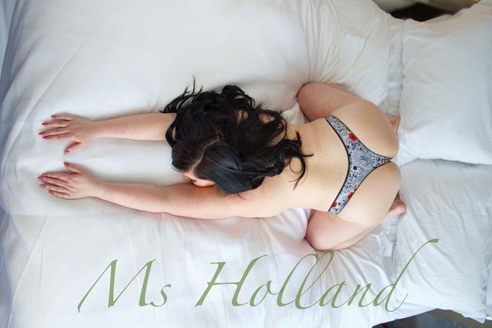 Ms. Holland