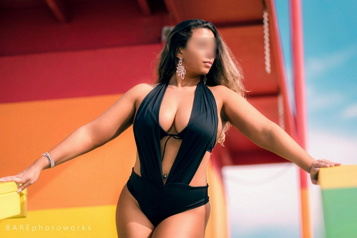 Brazilian Gabriella Lima