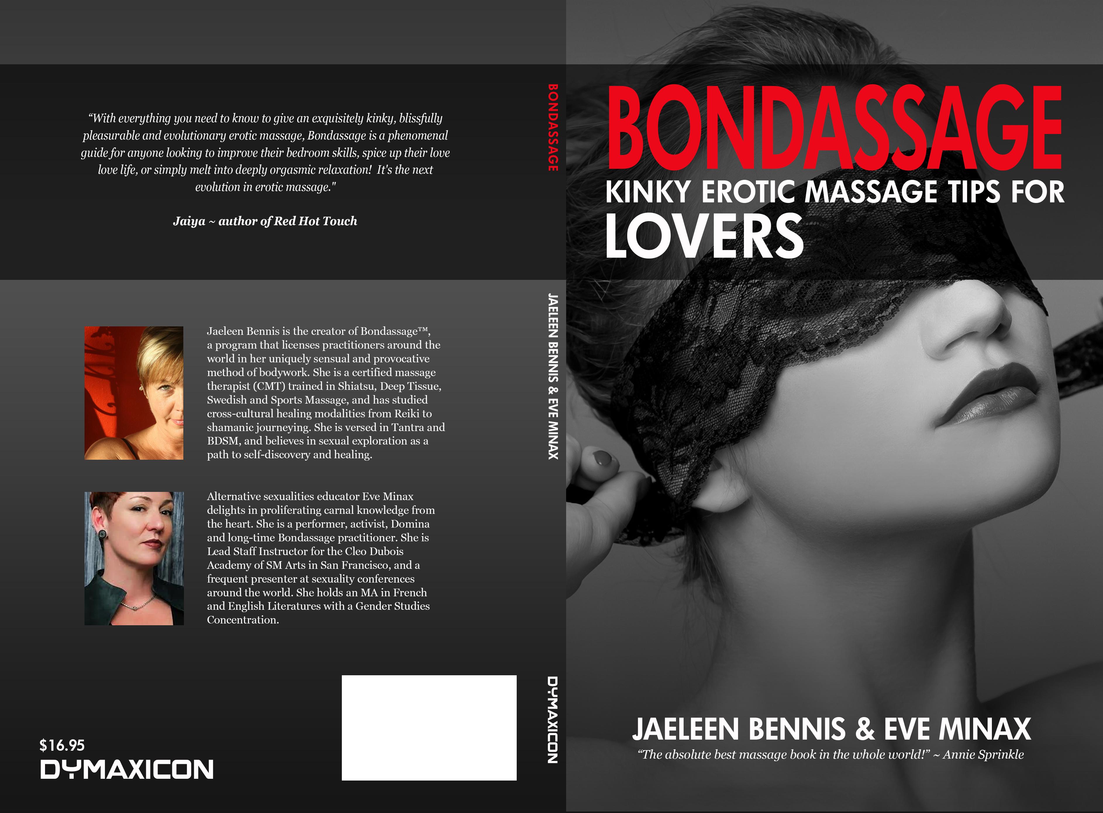 Jaeleen Creator of Bondassage