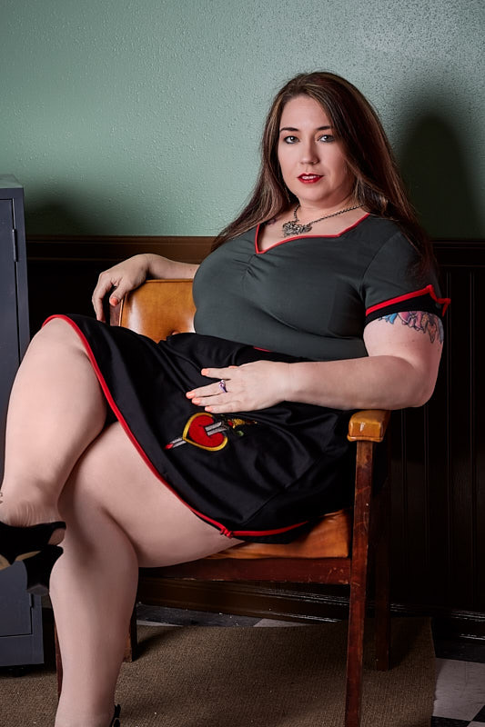 VeronicaRed BBW