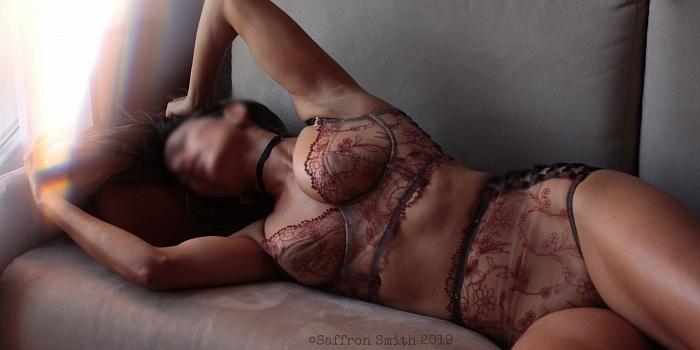 Saffron Smith's Cover Photo