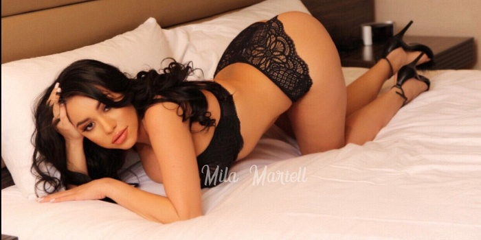 Mila Martell's Cover Photo