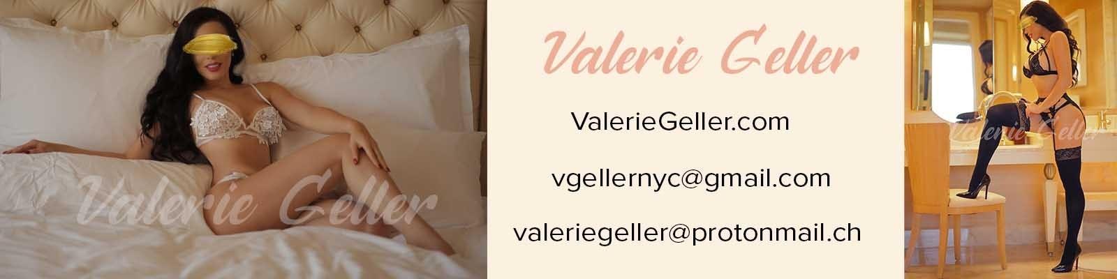 Valerie Geller Italian Beauty's Cover Photo