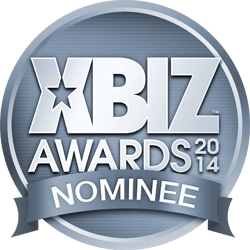 XBiz Awards 2014 Nominee