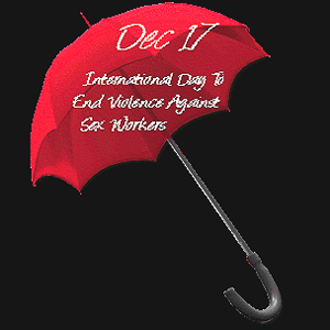 International day to end violence against sex workers